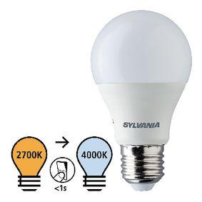 LED Žárovka E27 A60 8 W 806 lm 2700-4000 K