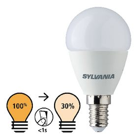 LED Žárovka E14 Koule 5.5 W 470 lm 2700 K
