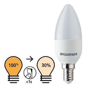 LED ��rovka E14 Sv��ka 5.5 W 470 lm 2700 K - zv�t�it obr�zek
