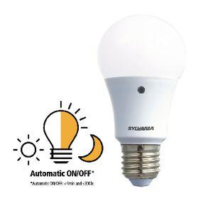 LED Žárovka E27 A60 8.5 W 806 lm 2700 K