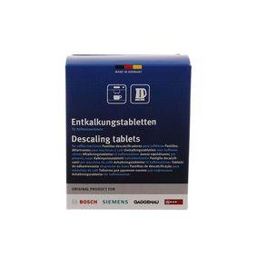 Odvápòovací Tableta Kávovar na Espresso 1 ks - zvìtšit obrázek