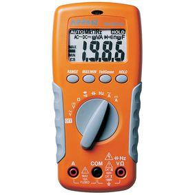 Digitální multimetr 2000 èíslic 750 VAC 1000 VDC 10 ADC
