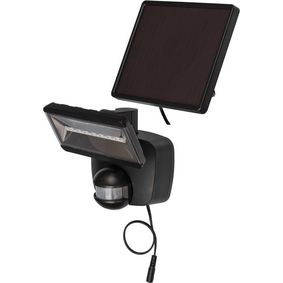 LED Reflektor se Senzorem 400 lm Èerná
