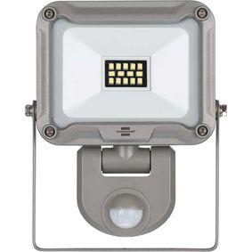 LED Reflektor se Senzorem 10 W 900 lm Šedá - zvìtšit obrázek