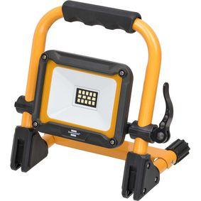Mobiln� LED Reflektor �lut� / �ern�