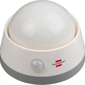 LED Noèní Svìtlo S Pohybovým Èidlem - zvìtšit obrázek