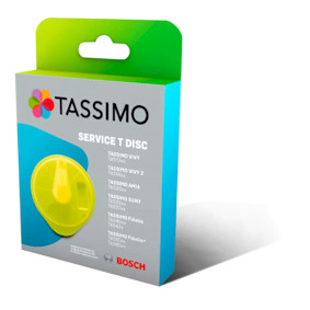 T-Disk Kávovar Tassimo Žlutá - zvìtšit obrázek
