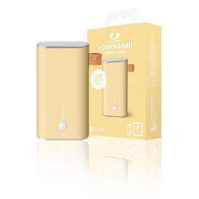 Pøenosná Powerbanka 6000 mAh USB Buttercup