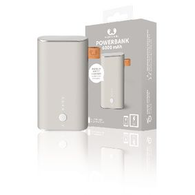Pøenosná Powerbanka 6000 mAh USB Cloud