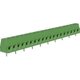 Svorkovnice na PCB Rastr 10 mm horizontální 10P