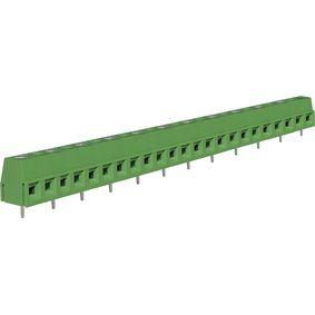 Svorkovnice na PCB Rastr 10 mm horizontální 12P