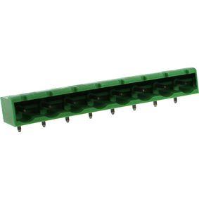Vnìjší konektor THT Pájecí Kolík [Deska Plošných Spojù, Prùchozí Otvor] 8P