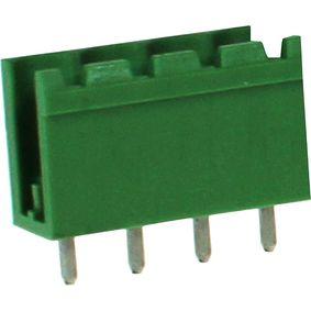 Vnìjší konektor THT Pájecí Kolík [Deska Plošných Spojù, Prùchozí Otvor] 4P