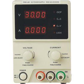 Laboratorní napájecí zdroj 1 Kan. 0...30 VDC 5 A