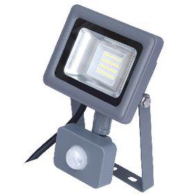 LED Reflektor se Senzorem 10 W 750 lm Šedá