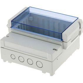 Sk��� pro desku plo�n�ch spoj� 185 x 213 x 104.5 mm ABS / PC