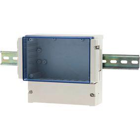 Sk��� pro desku plo�n�ch spoj� 281 x 296 x 158 mm ABS / PC