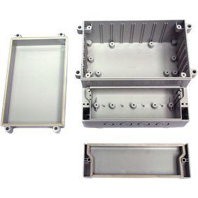 Pouzdro pro PCB na li�tu DIN 281 x 296 x 158 mm ABS