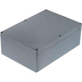 Plastov� sk��� 185 x 265 x 95 mm Tmav� �ed� ABS IP 65 - zv�t�it obr�zek