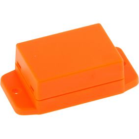 Plastov� sk��� 50 x 35.4 x 22 mm Oran�ov� ABS IP 00 N/A
