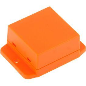 Plastov� sk��� 50 x 50.4 x 27 mm Oran�ov� ABS IP 00 N/A