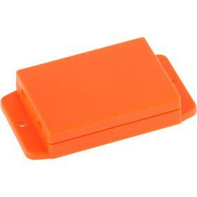 Plastová skøíò 70 x 50.4 x 17 mm Oranžová ABS IP 00 N/A