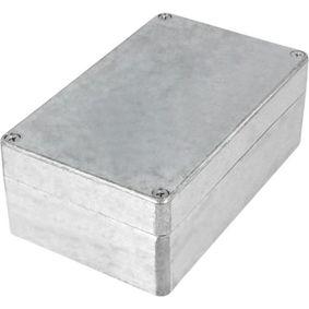 Kovová skøíò, Hliník, 100 x 160 x 60 mm, Slitina Hliníku / ADC12, IP 65