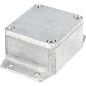 Kovová skøíò, Hliník, 58 x 64 x 35 mm, Slitina Hliníku / ADC12, IP 65