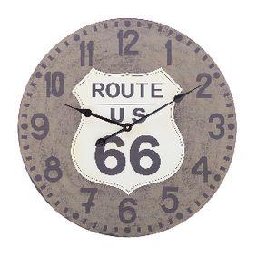Nástìnné Hodiny 60 cm Route 66