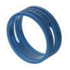 Barevný znaèkovací kroužek Modrá