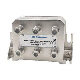 CATV Rozboèovaè 3.6 dB / 5-1218 MHz - 4 Výstupy