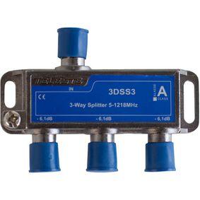 CATV Rozboèovaè 7 dB - 3