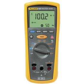 Zkoušeèka izolace 10 GOhm 50 VDC / 100 VDC / 250 VDC / 500 VDC / 1000 VDC 600 VAC