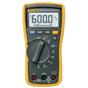 Digitální multimetr FLUKE 115 TRMS AC 6 000 èíslic 600 VAC 600 VDC 10 ADC