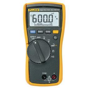 Digitální multimetr FLUKE 114 TRMS AC 6 000 èíslic 600 VAC 600 VDC