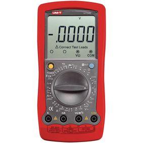 Digitální multimetr Efektivní hodnota 19999 èíslic 1000 VAC 1000 VDC 20 ADC