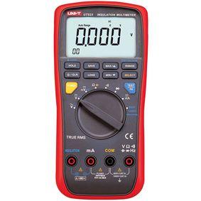 Pøístroj pro mìøení izolace 0.6 GOhm 0.6 GOhm 500 VDC / 1000 VDC 1000 VAC TRMS AC