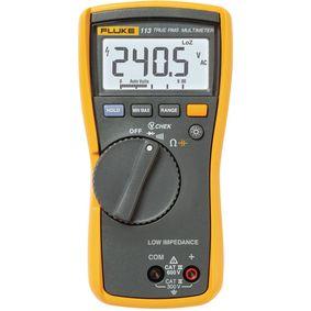 Digitální multimetr FLUKE 113 TRMS AC 6 000 èíslic 600 VAC 600 VDC