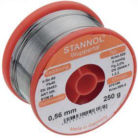 Pájecí drát Sn60/Pb40 1000 g 1.50 mm