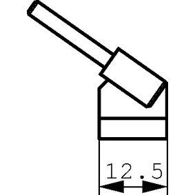 Pár pájecích hrotù na pinzetu 12.5 mm PU=2 PC