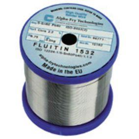 Pájecí drát Sn60/Pb38/Cu2 1000 g 1.50 mm