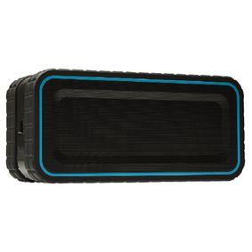 Bluetooth Reproduktor 2.0 Explorer 12 W Vestav�n� mikrofon �ern�/Modr�