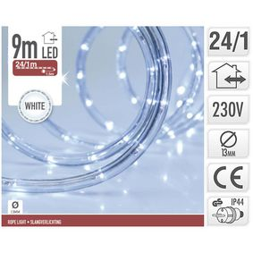 ROPE LIGHT LED 9MTR WHITE - zv�t�it obr�zek