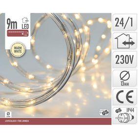 ROPE LIGHT LED 9MTR WARM WHITE