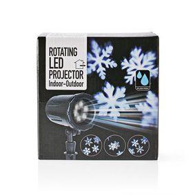 LED PROJECTOR SNOWFLAKE IP44 - zvìtšit obrázek