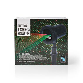 LASER ON STICK 2CLRS