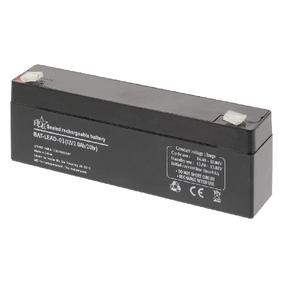 Dob�jec� Olov�n� Baterie 12 V 2000 mAh 178 mm x 34 mm x 66 mm