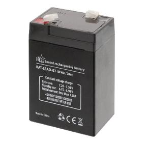 Dobíjecí Olovìná Baterie 6 V 4000 mAh 70 mm x 47 mm x 101 mm