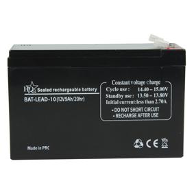 Dobíjecí Olovìná Baterie 12 V 9000 mAh 150 mm x 65 mm x 95 mm