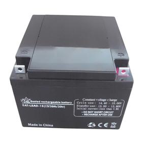 Dobíjecí Olovìná Baterie 12 V 26000 mAh 167 mm x 177 mm x 126 mm